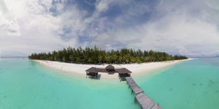 best island in kota kinabalu